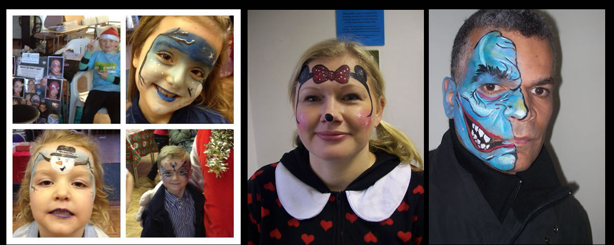face painter featured