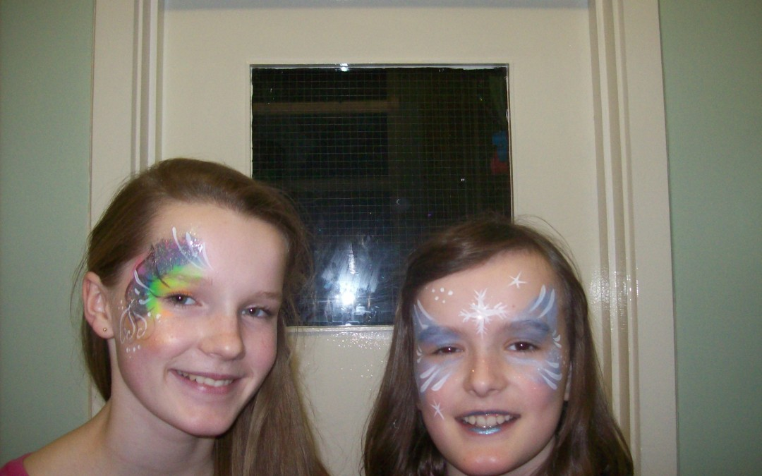 Variety is the spice of life – Face Painting